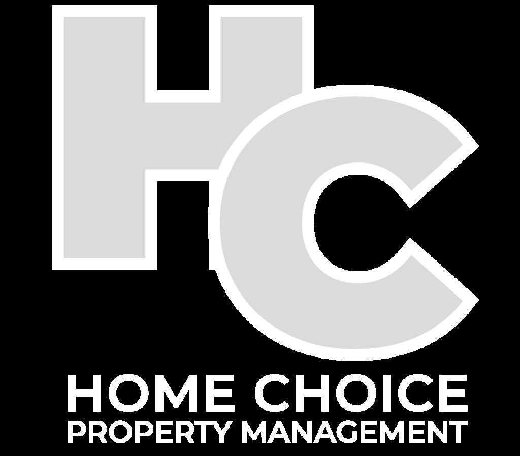 Home Choice Logo White